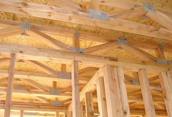 Технология строительства деревянного дома своими руками