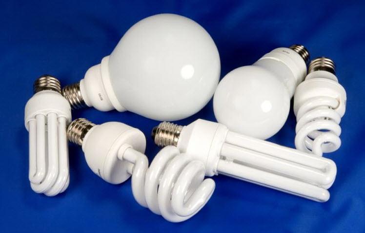 Энергосберегающие лампы экономят бюджет