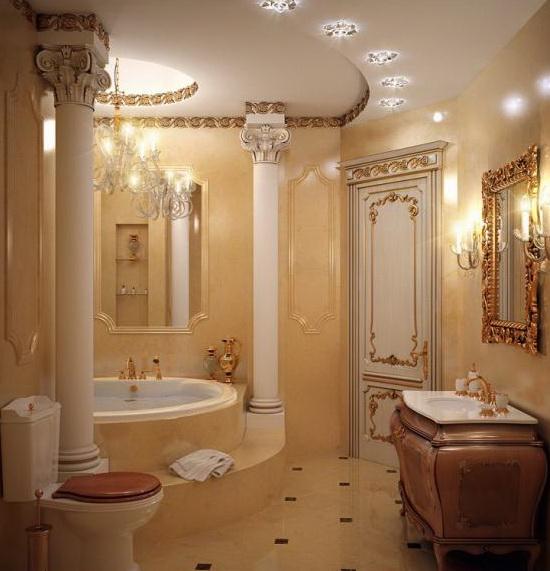 Красивые квартиры дизайн и ванной
