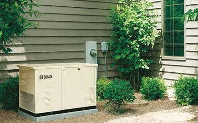 Электропитание в частном доме