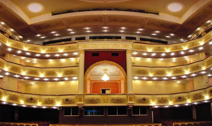 театра оперы и балета и