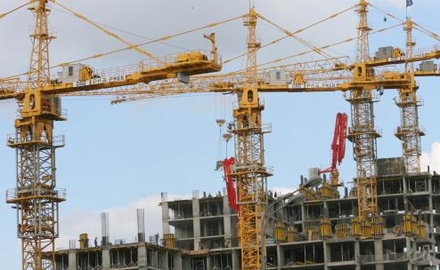 Наибольший объем средств в сфере госзакупок расходуется на строительство