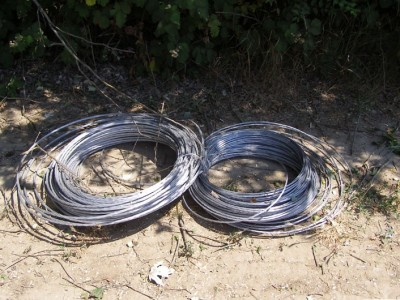 Сотрудники полиции Поспелихинского района задержали двух мужчин, подозреваемых в краже электропроводов