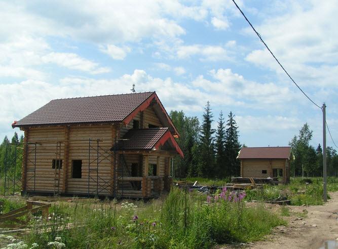 строительство дома в охранной зоне