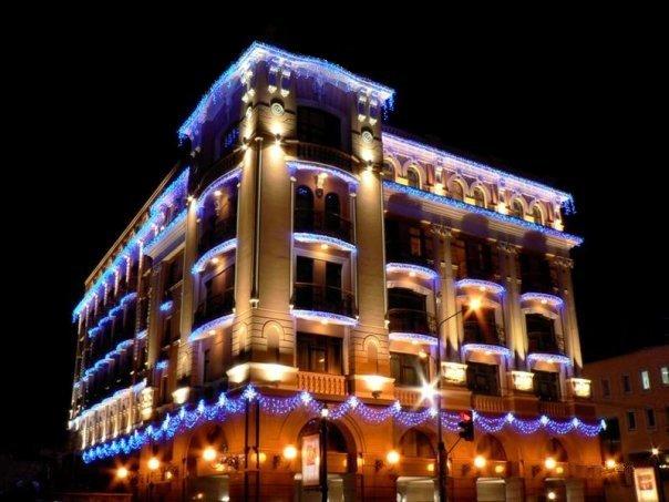 Декоративное освещение в городе доклад 6749