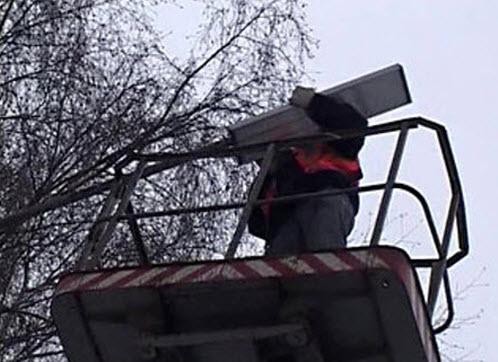 Купить светодиодные уличные фонари в москве