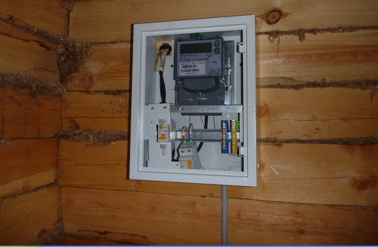 какой счетчик электроэнергии лучше поставить на даче