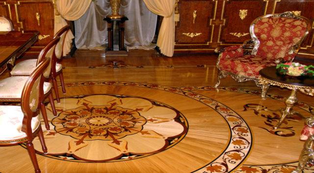 Parquet bois peint artisan renovation saint denis - Sous couche lino ...
