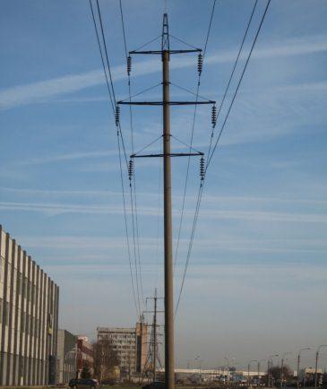 электрических подстанциях