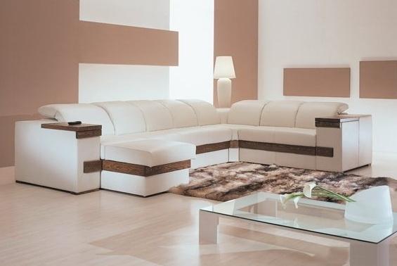 Как выбрать угловой кожаный диван