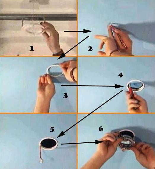 Как выполняется монтаж панелей пвх на потолок