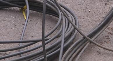 Срезанный кабель