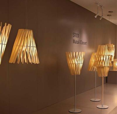 напольные светильники Fabbian