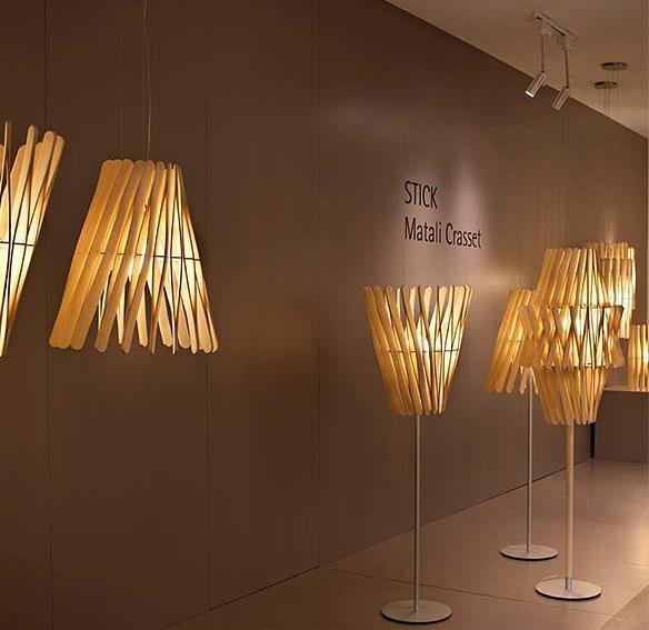 Светильники для освещения жилых помещений
