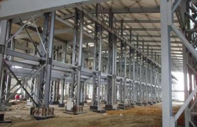 металлопрокат в строительной отрасли