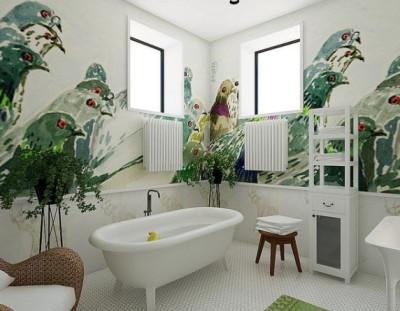 модифицированные акриловые ванны