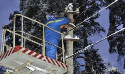 Восстановление электроснабжения