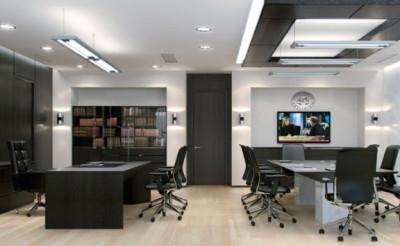 Энергосберегающее освещение офисных помещений