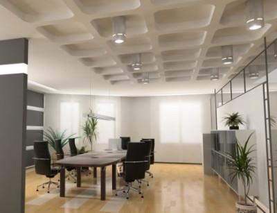 Светодиодное освещение офисных помещений