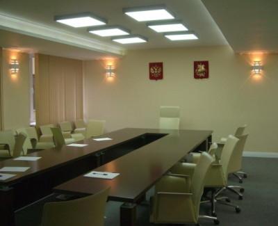 Светодиодное освещение кабинета