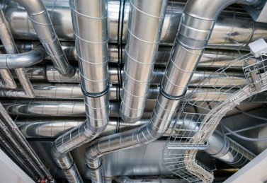 Трубы вентиляционные