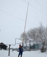 Борьба с наледью на проводах