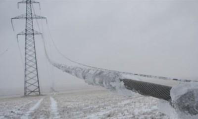 Гололедообразование на проводах