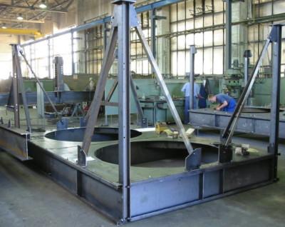 Конструкция из металлопроката