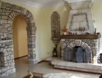 Каменная отделка квартир