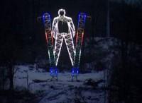 Опора лыжник