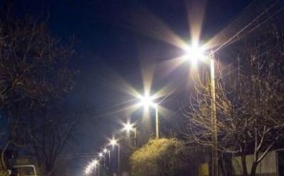 Улица новых фонарей