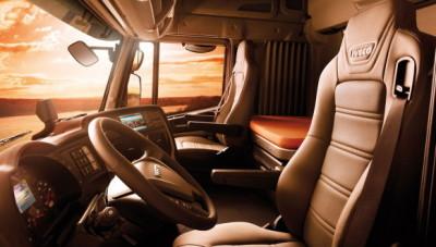 кабина седального тягача Iveco Stralis Hi-Way