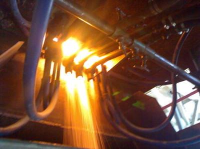 Процесс производства минеральной ваты