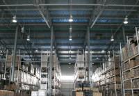 Прокладка кабеля на складе