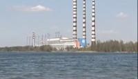 Электростанция в Белоруссии