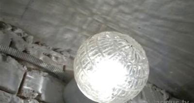 Лампочка в подвале