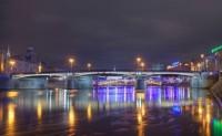 Подсветка моста