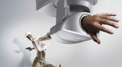 видеонаблюдение позволяет предотвратить преступление