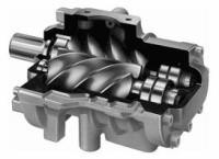 ротор компрессора винтового