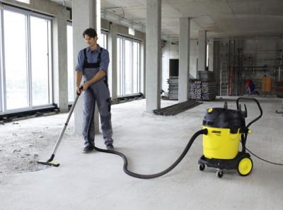 строительный пылесос Karcher
