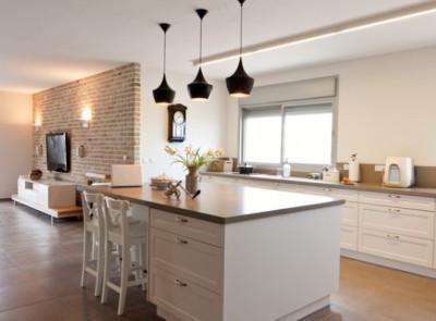 Кухонные подвесные светильники