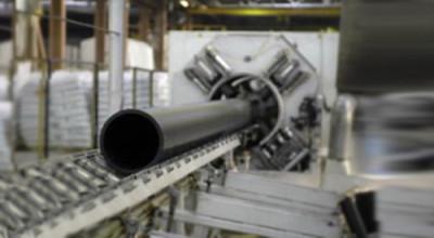 Производство трубы ПНД