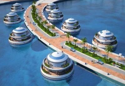 мини-отели на солнечных батареях
