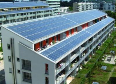 Эко-отель на солнечных батареях