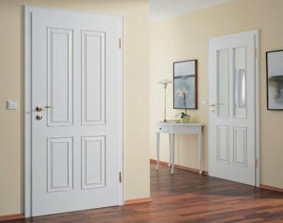 шикарные белые двери