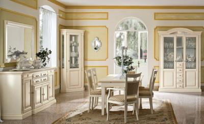 Шикарная белая мебель