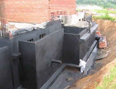 антифильтрационная гидроизоляция