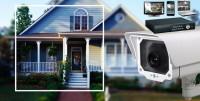 Видеонаблюдение в частных домах