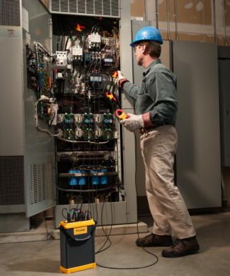 анализаторами качества электроэнергии