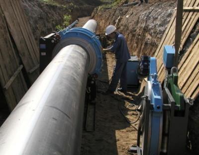 монтаж магистральных систем водоснабжения